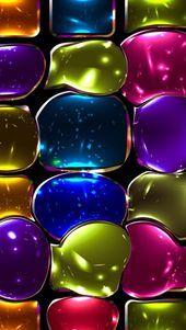 E- Wallpaper. E Wallpaper. Bubbles Wallpaper, Rainbow Wallpaper, Apple Wallpaper, Colorful Wallpaper, Colorful Backgrounds, Wallpaper Shelves, Screen Wallpaper, Wallpaper Backgrounds, Jewel Tone Colors