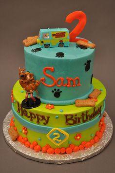 Bethel Bakery CH13 - Scooby Doo Fun & Festive