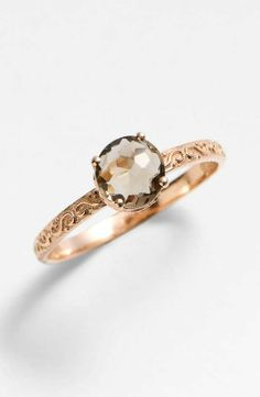 KALAN by Suzanne Kalan | Cushion Stone Filigree Ring #kalanbysuzannekalan #ring