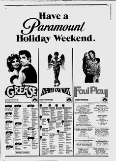 Times Newspaper, Old Newspaper, Movie Prints, About Time Movie, Tv Guide, Long Time Ago, New Hobbies, Classic Movies, Movie Theater