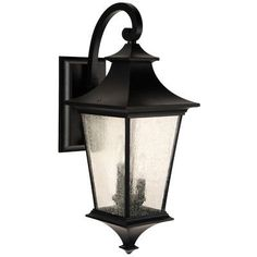 maxim 3024cdbz dover cast 3 light outdoor wall lantern in bronze