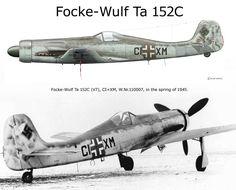 Focke-Wulf Ta 152C