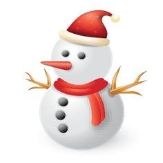 Snowman Clip Art & Images - Free for Commercial Use
