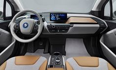 See new 2014 BMW photos. Click through high-resolution 2014 BMW photos and see exterior, interior, engine and cargo photos. Bmw I3 Interior, Car Interior Design, Interior Photo, Interior Trim, Bmw S1000rr, Nova Bmw, Car Ui, Upcoming Cars, Models