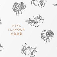 Ole' x MIXC Flavour Collaboration, Tattoos, Flowers, Projects, Design, Log Projects, Tatuajes, Blue Prints, Tattoo