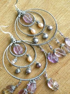 absolutely stunning!... and in lavender! can't wait to make these <3