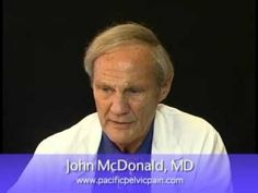 Pain specialist Dr. John McDonald, founder of the Pacific Pelvic Pain Center, discusses the use of creams and lotions to treat pelvic pain.