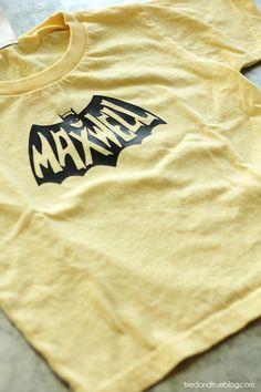 Doo Doo Batman Party Prep