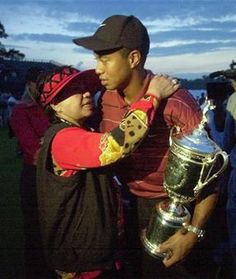 The life and career of Tiger Woods proud mother! Golf Tiger Woods, Lpga Tour, Carolina Hurricanes, Sport Icon, Golf Quotes, Golfers, African American History, My Guy, The Magicians