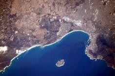 Robben Island - Nelson Mandela - by Samantha Cristoforetti