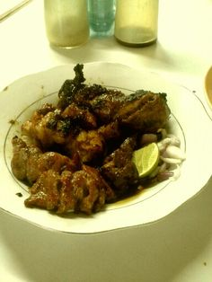 A very tender mutton satay at semarang ~ Indonesia.. must TRy! ♥♥