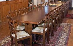 Tavolo classico allungabile | Pattinatorisambenedettesi