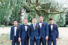 #Weddingphotos #bluesuits