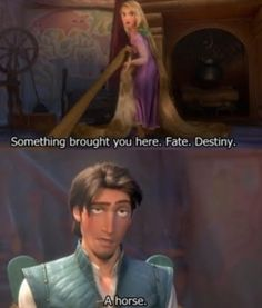 One of my favorite parts! I am not embarrassed at all that Tangled is probably my favorite movie!