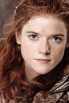 Ygritte | Game of Thrones Season 4 Portraits  [x]