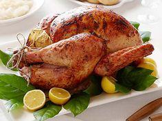 Perfect Roast Turkey Recipe : Ina Garten : Food Network