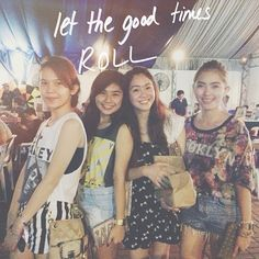 "@idaandu's photo: ""Baboy day with these people. Stacy's, Bugsy's, then Mercato """