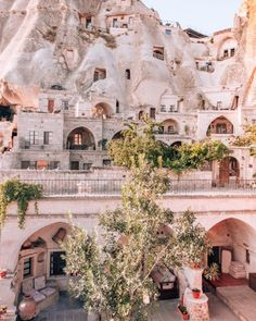 Cappadocia Cave Suites is perfect for sunrise views and so beautiful inside and out. Beautiful Places To Travel, Beautiful World, Romantic Travel, Beautiful Beautiful, The Places Youll Go, Places To Visit, Places Around The World, Photos Voyages, Turkey Travel