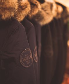 Narrative Space: Woolrich Down Patrol Parka