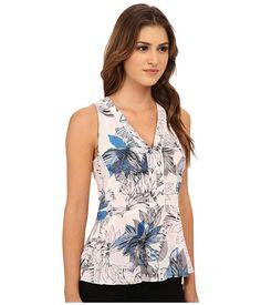 Rebecca Taylor Tahitian Floral Top