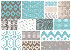 Cove 15 Fat Quarter Set - Camelot Fabrics