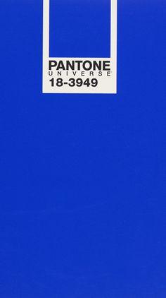 1000 images about pantone color 2014 dazzling blue on pinterest cobalt bl - Couleur de l annee pantone ...