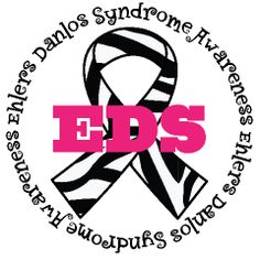 Ehlers Danlos Syndrome Women's Clothes | Ribbons Of Awareness T-shirts and Gifts