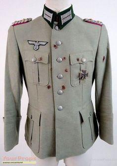 Colonel-Claus-Von-Stauffenberg-Tunic