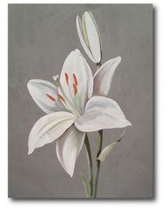 tableau fleur | Tableau moderne Fleurs : acheter un tableau de fleurs moderne et ...