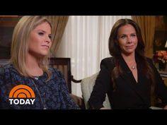 (44) Jenna Bush Hager, Barbara Bush Recall Final Moments With George H.W. Bush | TODAY - YouTube