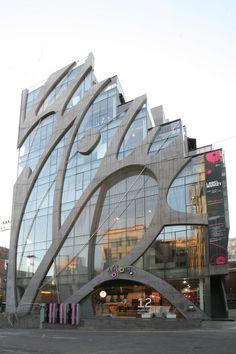 KTG Sangsang Madang - Cultural Art Center in Seoul, Korea
