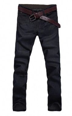 New Style Slimp Design Slim Jeans For Men (AS THE PICTURE fcc9cf0704d