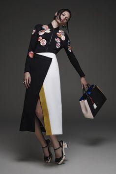 Fendi défilé croisière 2015 #mode #couture
