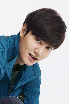 Lee Min Ho for Eider