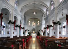 church decorations for christmas