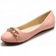 #Ballerinas sind die perfekten #Schuhe für den Frühling und Sommer.Dieses Modell in einem schönen Pastenton gefällt uns ganz besonders. Unser Preis: 10,50 €