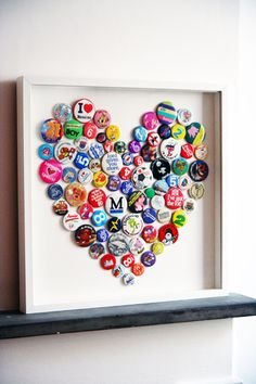 This would be so fun to make from pins collected on vacations!