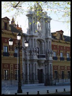 Palacio San Telmo, #Sevilla