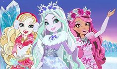 Ever After High | Epic Winter | Apple White, Crystal and Briar