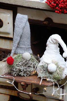 Fresh Wichtel aus Beton DIY Weihnachtsdekoration Wichtel aus Beton DIY