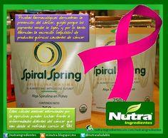 Nutra® Ingredientes: La espirulina es ASESINA de cáncer