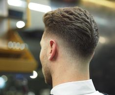 Low fade haircuts and mid fade haircuts are gaining popularity in 2017 after a greater focus on the high fade last year. Low fades can be added to any men's hairstyle, from short to long. There is no cleaner cut finish to a haircut and the low fade looks great growing out, meaning you can go a couple extra weeks between