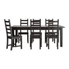 Ensembles tables et chaises max. 6 pers. - IKEA