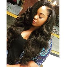 STYLIST FEATURE| Beautiful #sewin by #phoenixstylist @rissajenell ❤️ Love it #voiceofhair