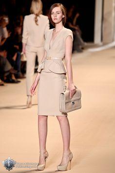 Elie Saab A/W '11 fashionising.com