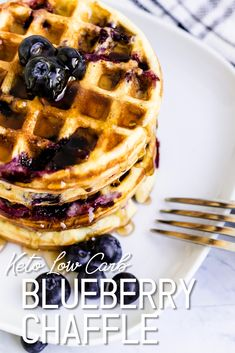 I'm always looking for healthy alternatives I can make for my kids and since my oldest loves waffles, I decided […] Low Carb Bread, Keto Bread, Low Carb Keto, Low Carb Desserts, Low Carb Recipes, Dessert Recipes, Ww Recipes, Diabetic Recipes, Healthy Recipes