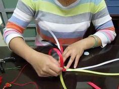 湘榆創意手工坊1 2CM宮燈的做法