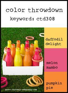 Color Throwdown: Color Throwdown #308