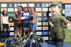 Colombianos aceptaron el reto y pedalearon por los héroes de la patria