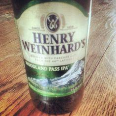 Henry Weinhard's Woodland Pass IPA